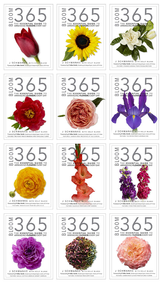 BLOOM 365 by J Schwanke with Kelly Blank